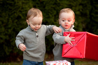 Alberti Twins: Holiday Photos 2014