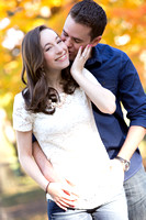 Stacy & Adam: Central Park, NYC 2014
