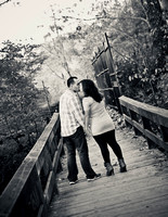 Teresa & Mike: The E-Shoot at Holmdel Park.
