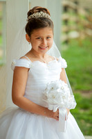 Kayla Communion Pictures